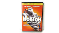 Dr. Seuss Horton Hears a Who (DVD, Canadian Bilingual English/French)