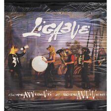 Ligabue Lp Vinyl Survivors And Surviving / WEA Sealed 0745099168810