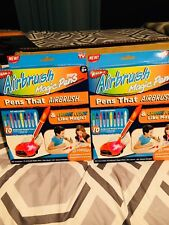 Wham-O Airbrush Magic Pens 2 Sets