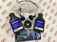 ZZP Eaton GM OEM Supercharger Black Coupler Repair Kit Combo w/2 GM oil