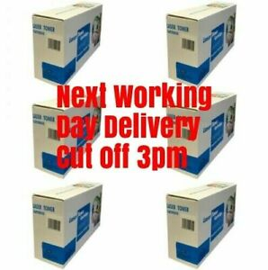 6 x Compatible Toner Cartridge TN660 for Brother MFC-L2700DW Printer