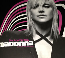 Madonna Die Another Day Aust. CD Single Rare 2002 Remixes, From American Life