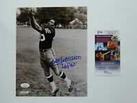 Bobby Mitchell NFL Signed 8x10 Photo Autographed HOF 83 Browns JSA COA