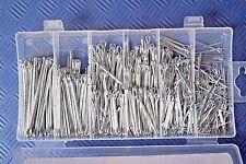 300 tlg. Splinte Sortiment Splint Sicherungsstift Sicherungsstifte verzinkt gera