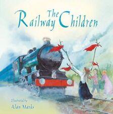 Preschool Bedtime Story - Usborne Picture Book: THE RAILWAY CHILDREN - NEW