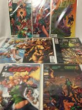 Vintage Gen 13 Comic Lot Of 8 Comics, Includes First Appearance. VF/NM