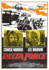 THE DELTA FORCE Movie POSTER 27x40