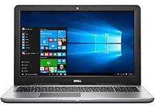 "Dell Inspiron 15 5000 Laptop - 15.6"" Screen, 7th Generation Intel Core i7-7500U,"