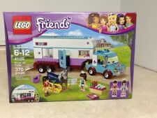 LEGO LEGO Friends Horse Vet Trailer 41125 With 2 Minifigs