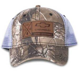 GM / Chevrolet Chevy Strong Adjustable mesh Hat Cap