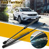 2x Front Hood Bonnet Hood Lift Supports Gas Struts For Ford Territory 2004-2011