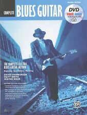 The Complete Blues Guitar Method Complete Edition: Book, DVD & Online Audio & Vi