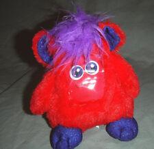 "2011 Spin Master Applingz Iphone Holder Monster 8"" Plush Soft Toy Stuffed Animal"