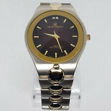 Charles Raymond Two-tone gold silver Quartz watch XLNT COND 40mm case