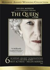 THE QUEEN Sealed New DVD Helen Mirren
