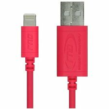 Cable (Lightning) Certified to USB Cable (6 Feet/1.8 M/Pink)