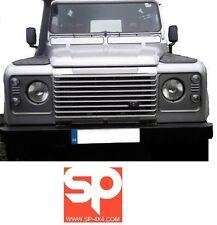 Land Rover Defender 90 110 XS AVANT PHARE Grille Set TD5 argent Brunel gris