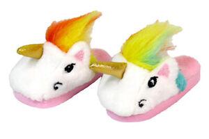 "Unicorn Scuff Slippers for 18"" American Girl Doll Clothes Accessories"