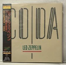 Led Zeppelin – Coda Japan Import CD-Swan Song AMCY-2442