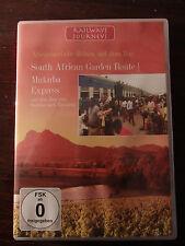 """South African Garden Route Mububa Express """"Railways Journeys""""Reisen mit dem Zug"""