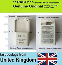 Genuine Original Sony Battery Charger BC-TRG
