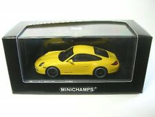MINICHAMPS 1/43 Porsche 911 Carrera GTS 997 Gen2 2011 Speedgelb Yellow 060120