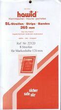 hawid  22120  SL-Streifen 265x120 d mm glasklar