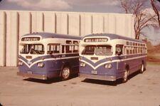 Met Waterloo Iowa Gm Old Look bus original Slide