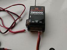 Spektrum TM1000 Telemetry system With Voltage/Temp Sensors