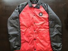 NWOT Vans X The North Face Torrey MTE Coach's Jacket Red Size L Supreme