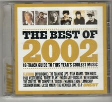 (GQ59) The Best of 2002, 18 tracks various artists - 2003 - Uncut CD