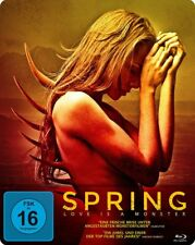 Spring - Love is a Monster - Steelbook # BLU-RAY-NEU