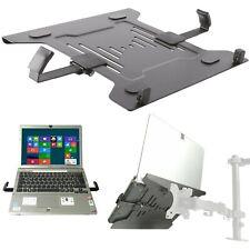 Notebook Adapter an Wandhalterung VESA100 Universal Halterplatte Netbook Auflage