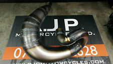 Honda CR250 1988 1989 1990 1991 Fresco Exhaust Front Pipe Coned Hand Made Evo