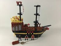 Fisher Price Imaginext Pirate Raider Ship 2002 High Sea Adventure Boat Vessel