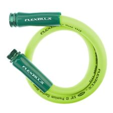 Flexzilla Garden Lead-in Hose, 5/8 in. x 3 ft, Heavy Duty, Lightweight, Drinking