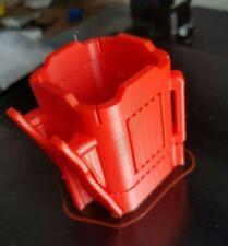 3D PRINTING PROTOTYPE FPV DRONE PARTS TPU CARBON FIBER FILLED NYLON
