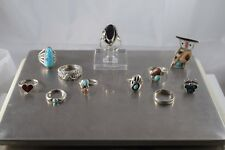 Sterling Silver Lot of Rings