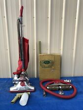 VINTAGE KIRBY VACUUM CLEANER MODEL 513 w/ MULTIPLE ATTACHMENTS (SEE DETAILS!)