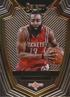 2014-15 Select Houston Rockets Basketball Card #131 James Harden PRE