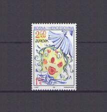 BOSNIA-HERZEGOVINA, EUROPA CEPT 2002, CIRCUS, MNH