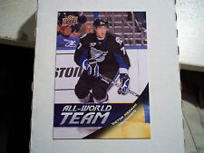 11-12 UD ALL WORLD TEAM INSERT CARD #30  VICTOR HEDMAN