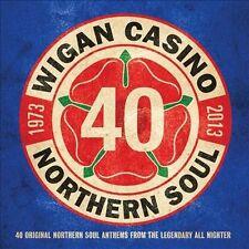 NEW Wigan Casino 40Th Anniversary Album /  Various Artists (Audio CD)