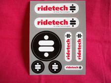 Ridetech Air Ride Technologies Sticker Decal Hot Rod