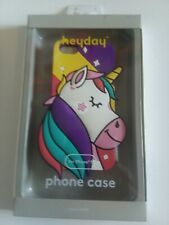 Cute 3D Colorful Unicorn Protective Silicone Case For iPhone 5