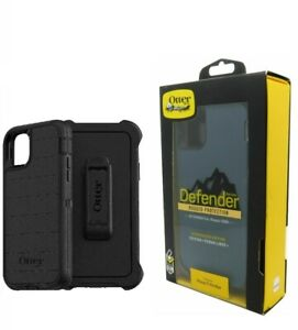 """Original Otterbox Defender Series Case for iPhone 11 Pro Max 6.5"""" With Holster"""