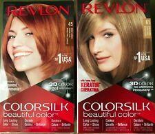 Revlon Colorsilk Hair Dye Permanent No Ammonia 3D Color