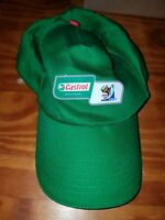 Castrol Fifa World Cup 2010 South Africa Hat Cap Green