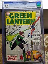 Green Lantern #  25    CGC  7.5