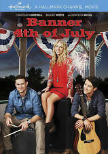 BANNER 4TH OF JULY  DVD 2013    BRAND NEW / FACTORY SEALED / FREE SHIPPING